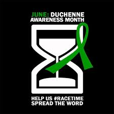 June is Duchenne Awareness Month