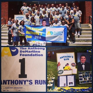 Anthony's Run Is 2 Weeks Away!