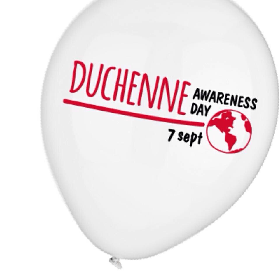 Sept. 7 is Duchenne Awareness Day!
